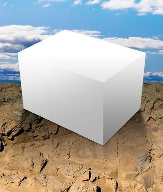 boîte contenant de l'information