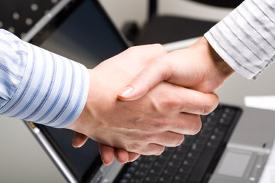 conclure un partenariat