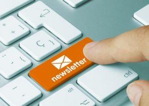 créer une newsletter pour son blog wordpress