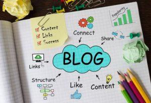 créer un blog qui marche